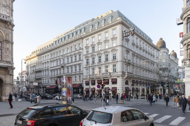 Hotel Sacher in Wien